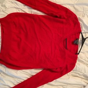 Ann Taylor CASHMERE V neck sweater